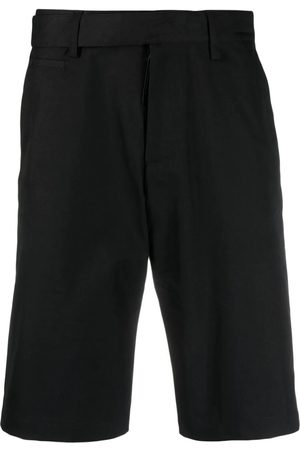 OFF-WHITE Industrial Belt Knee-Length Shorts