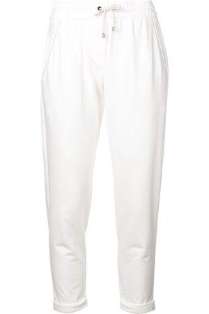 Brunello Cucinelli Straight Leg Trousers