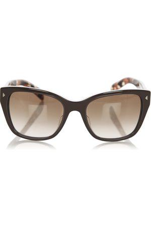 Prada Round Tinted Sunglasses