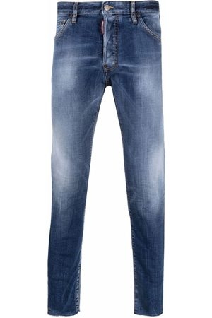 Dsquared2 Mid-Rise Skinny Jean
