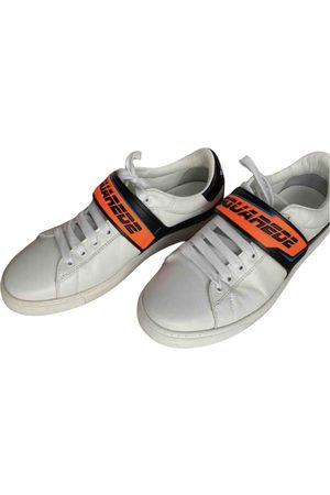 Dsquared2 Leather low trainers