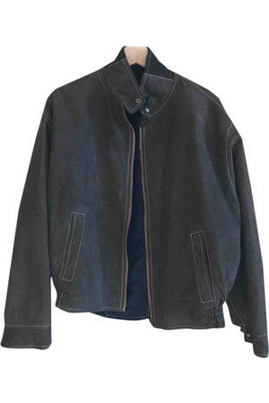AUTRE MARQUE Leather jacket