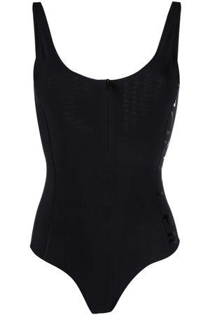 Moncler Logo-Print Bodysuit
