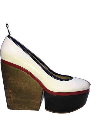 Dolce & Gabbana Leather mules & clogs