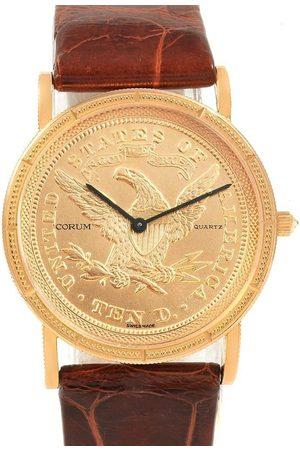 Corum 10 Dollars Coin Diamond Ladies Watch Year 1882