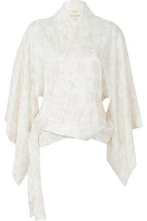 CHUFY Hand-Embroidered Nibushiki Jacket