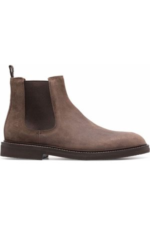 Brunello Cucinelli Chelsea Ankle Boots