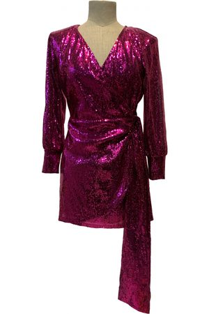 The Andamane Glitter mini dress