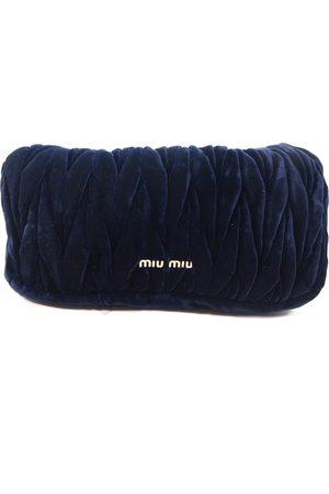 Miu Miu Velvet clutch bag