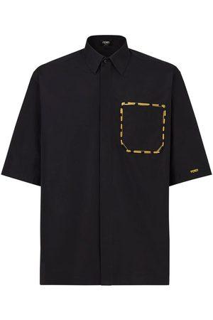 Fendi Short Sleeve Shirt And