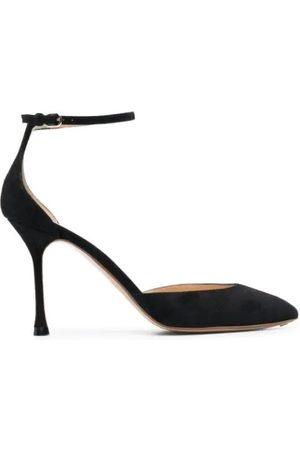 Francesco Russo Pointed-Toe High-Heel Pumps