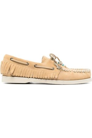 Alanui X Sebago Dockside Moccasin Loafer