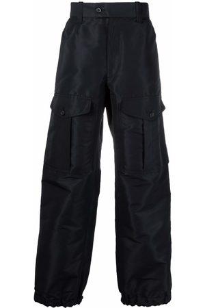 Alexander McQueen Baggy Cargo Trousers