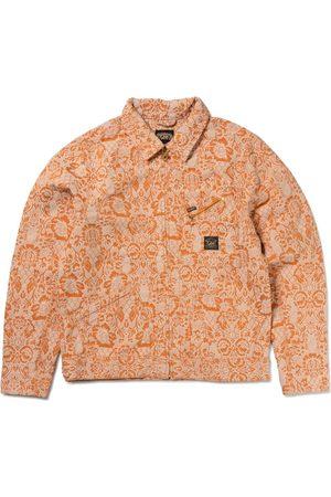 ARIES X Lee Denim Floral 191 Jacket