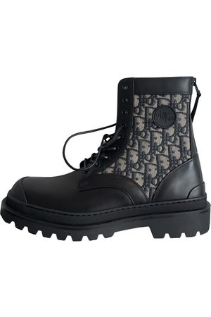 Dior Dior Explorer leather boots