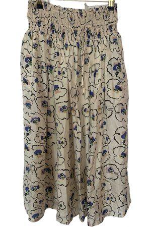Apiece Apart Women Maxi Skirts - Silk maxi skirt