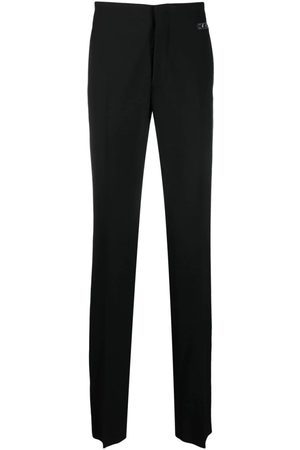 OFF-WHITE Clean Straight-Leg Trousers