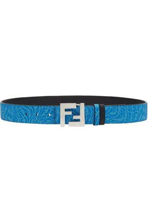 Fendi X Sarah Coleman Fisheye Logo Belt