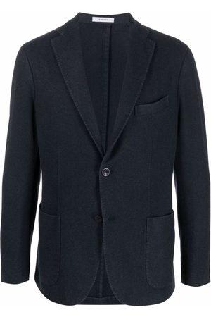 Boglioli Single-Breasted Wool Blazer