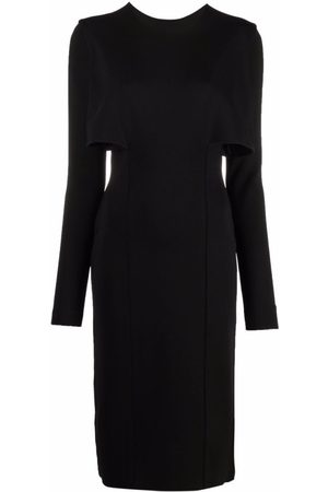 Givenchy Cut-Out Detailed Pencil Dress