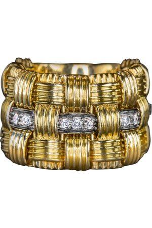 Roberto Coin Yellow Rings