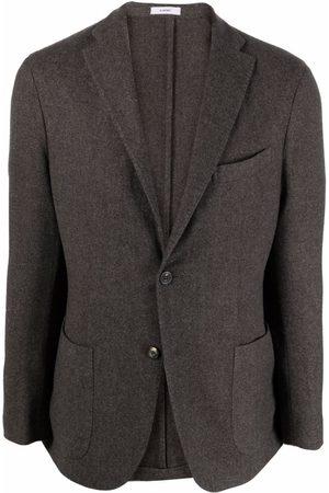 Boglioli Grey Wool Blazer