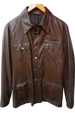 SERAPHIN Leather vest