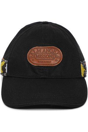 Palm Angels X Missoni Heritage Knit Tape Cap