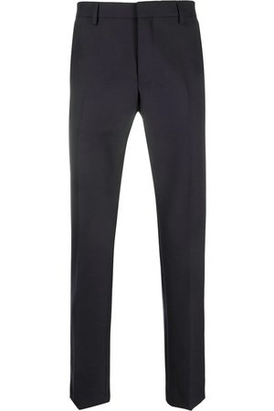 DRIES VAN NOTEN Straight-Leg Tailored Trousers