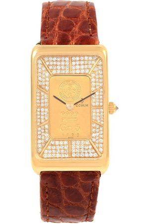 Corum 18K Diamond 5 Gram Ingot 999.9 Watch
