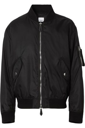 Burberry Mermaid Embroidered Bomber Jacket