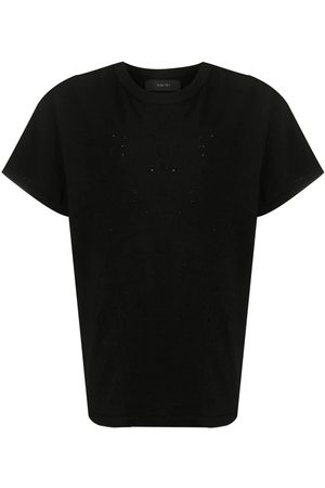 AMIRI Crew Neck Box-Cut T-Shirt