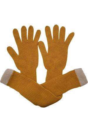Jucca Wool long gloves