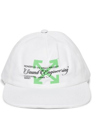 OFF-WHITE X Pioneer Sound Engineering Cap And