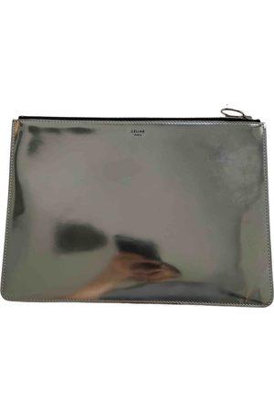 Céline Leather clutch bag