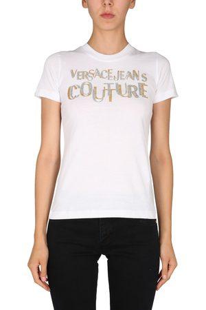VERSACE Women T-shirts - T-shirt girocollo