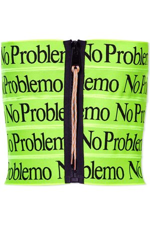 ARIES Men Tops - No Problemo Logo Elastic Top