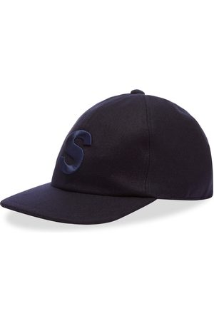 SACAI Men Caps - Melton Wool Cap