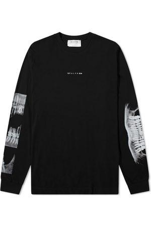 1017 ALYX 9SM Men Long Sleeve - Long Sleeve Triple Print Tee