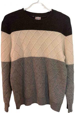 Moncler Gamme Bleu wool sweatshirt