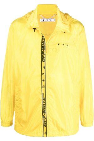 OFF-WHITE Industrial Trim Rain Coat