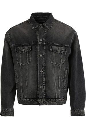 Balenciaga Dirty Vintage Denim Jacket