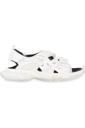 Balenciaga Track Sandal And