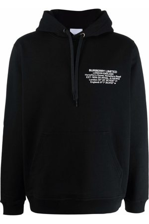 Burberry Limited Logo Hooded Sweater