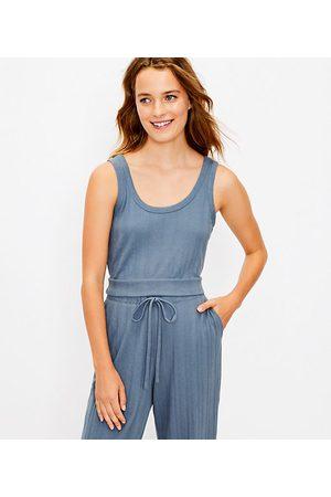 LOFT Women Pajamas - Pointelle Pajama Top