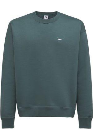 Nike Solo Swoosh Crewneck Sweatshirt