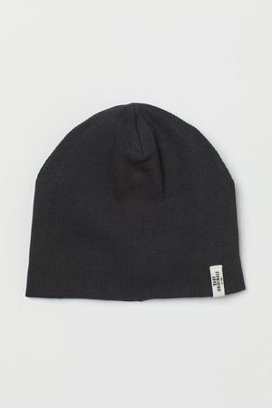 H&M Kids Hats - Ribbed Jersey Hat