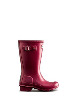 Hunter Rain Boots - Original Big Kids Nebula Rain Boots