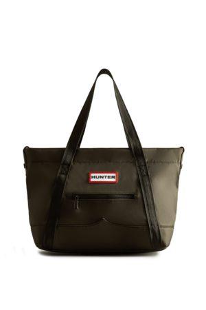 Hunter Women Luggage - Nylon Medium Top Clip Tote Bag