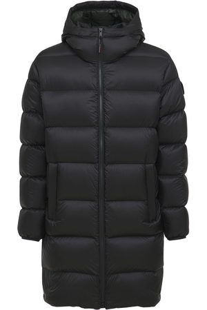 Moose Knuckles Feather Light Nylon Down Parka